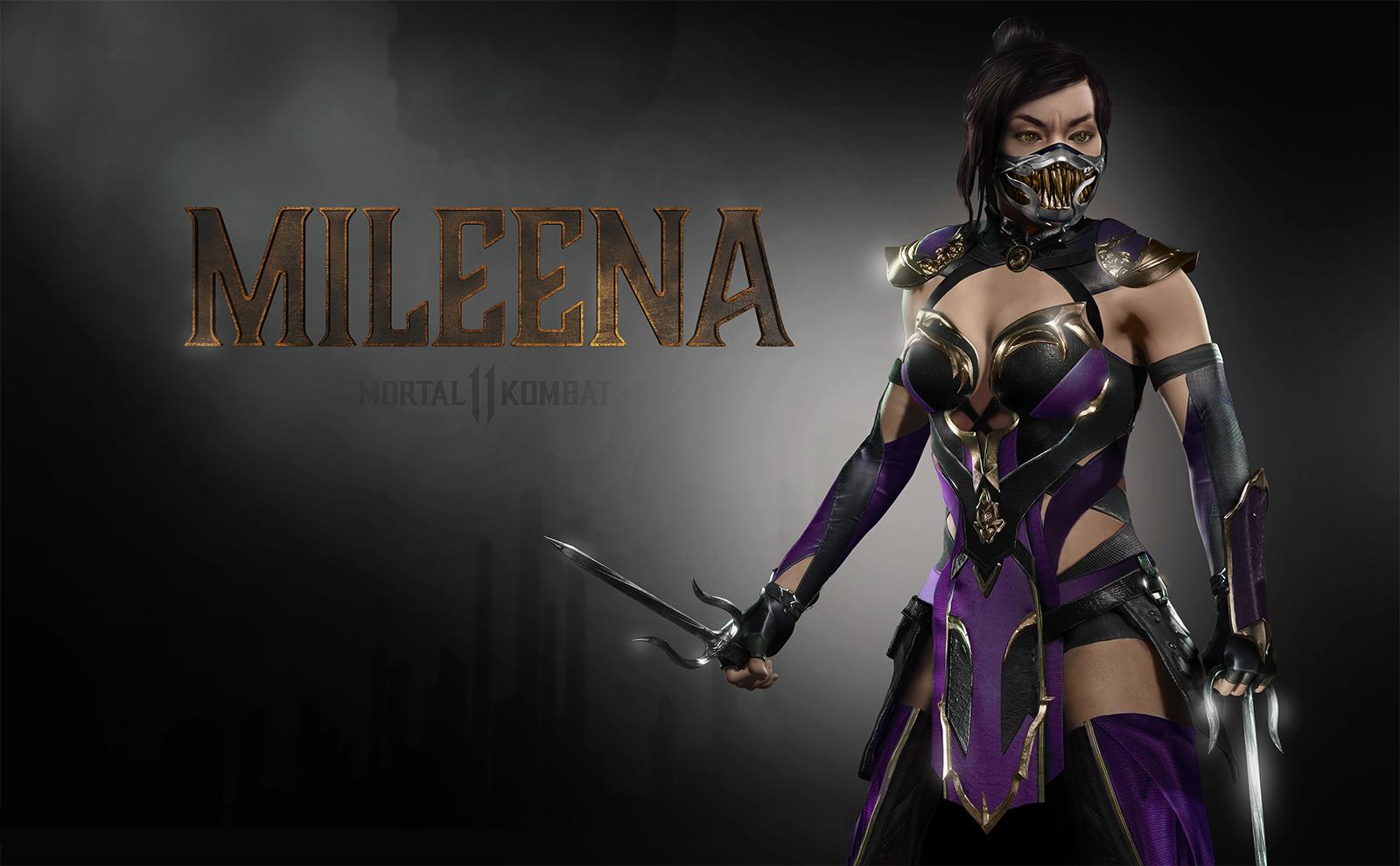 Mk11 Mileena Fan Art Mortal Kombat Online
